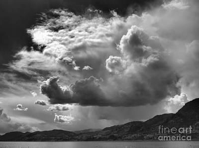 Photograph - Strange Clouds by Tara Turner