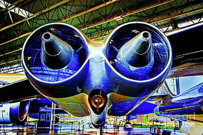 Photograph - Strange Engines by Rick Bragan