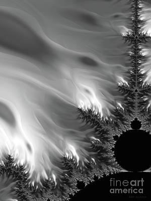 Digital Art - Strange Frequencies  by Elizabeth McTaggart