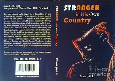 Photograph - Stranger In His Own Country by Shan Peck