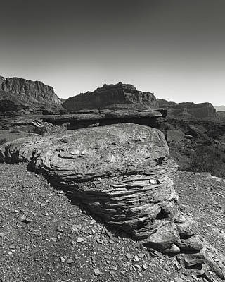 Capitol Reef Photograph - Strata by Joseph Smith