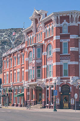 Photograph - Strater Hotel by Jason Coward