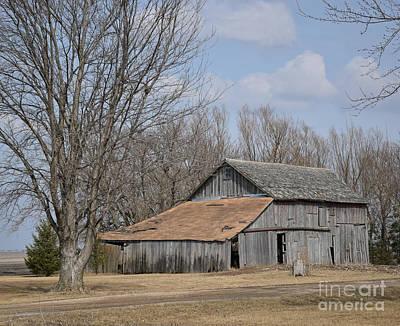 Photograph - Stratford Barn by Kathy M Krause