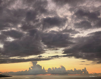 Photograph - Stratus by Tim Fitzharris