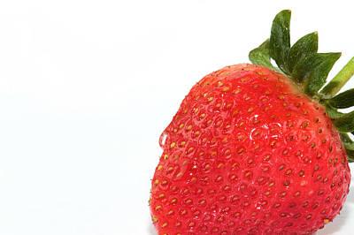Anne Geddes Florals - Strawberry by Chris Smith