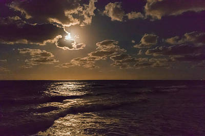 Photograph - Strawberry Moon by JoeDes Photography
