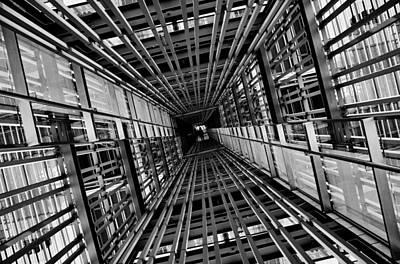 Streak Photograph - Streak by Koji Tajima