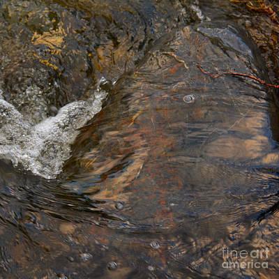 Photograph - Stream 1 by Paul Davenport