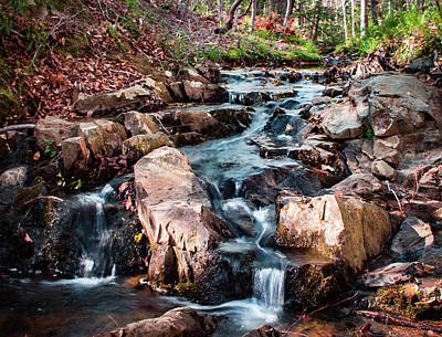 Photograph - Stream by Ant Pruitt