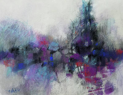 Pastel - Streams Of Consciousness by Cynthia Haase