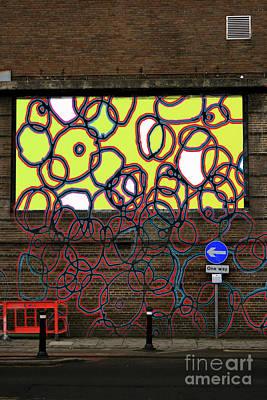 Urban Art Drawing - Street Art  by Andy  Mercer