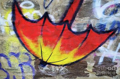 Photograph - Street Art One by John S