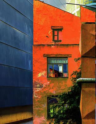 Photograph - Street Art by Vladimir Kholostykh
