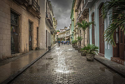 Photograph - Street by Bill Howard