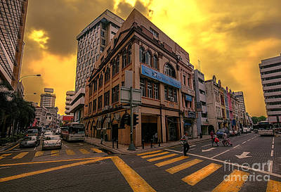 Photograph - Street by Charuhas Images