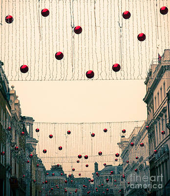 Photograph - Street Decoration by Lenny Carter