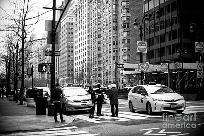 Photograph - Street Directions by John Rizzuto