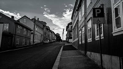 Street In Toyen Art Print