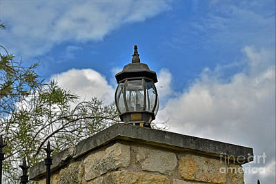 Photograph - Street Light  by Ray Shrewsberry