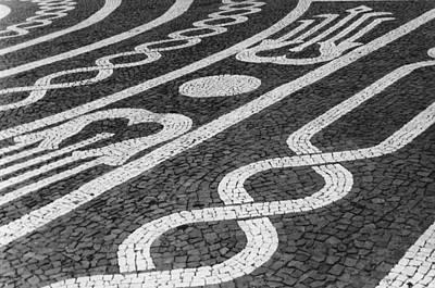 Krauzyk Photograph - Street No.1 - Ponta Del Gada - Azores by Henry Krauzyk