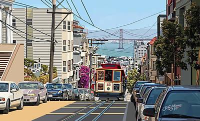 Street Of San Francisco Original