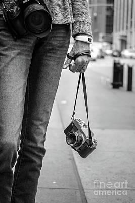 Photograph - Street Photographer  #80213 by John Bald