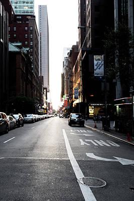 Photograph - Street Scene by Lora Lee Chapman