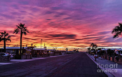 Photograph - Street View by Robert Bales