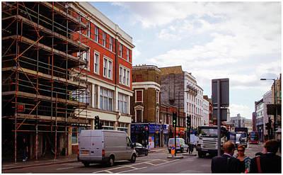 Photograph - Street View by Stewart Marsden