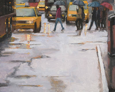 Painting - Street Wise by Tate Hamilton