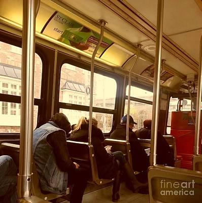 Streetcar Art Print