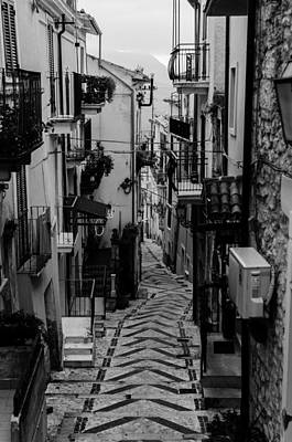Photograph - Streets Of Caramanico - Italy  by Andrea Mazzocchetti