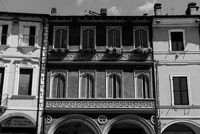 Photograph - Streets Of Cesena 13 by Andrea Mazzocchetti