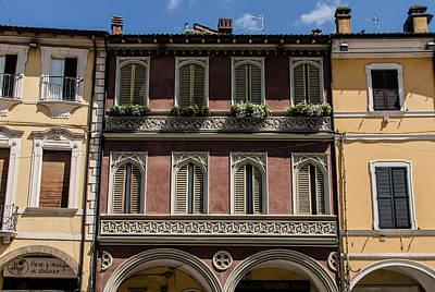 Photograph - Streets Of Cesena 14 by Andrea Mazzocchetti