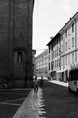 Photograph - Streets Of Cesena 6 by Andrea Mazzocchetti