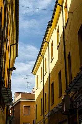 Photograph - Streets Of Cesena 7 by Andrea Mazzocchetti