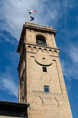Photograph - Streets Of Cesena 8 by Andrea Mazzocchetti