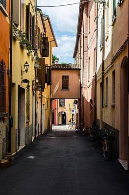 Photograph - Streets Of Cesena 9  by Andrea Mazzocchetti