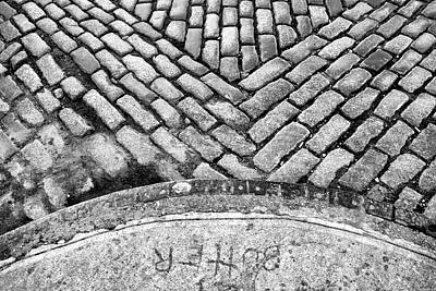 Photograph - Streets Of Cobble Stone by Cate Franklyn