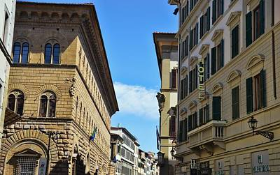 Photograph - Streets Of Firenze by JAMART Photography