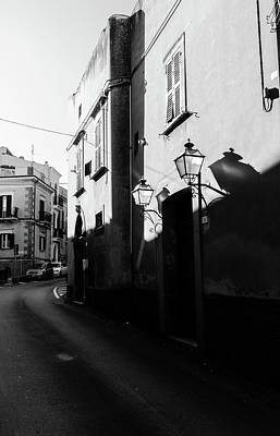 Photograph - Streets Of Italy - Guardiagrele 6 by Andrea Mazzocchetti