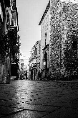 Photograph - Streets Of Italy - Guardiagrele 8 by Andrea Mazzocchetti
