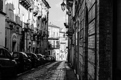 Photograph - Streets Of Lanciano 2 by Andrea Mazzocchetti