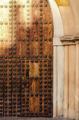 Photograph - Streets Of Seville - Santa Maria La Blanca by Andrea Mazzocchetti