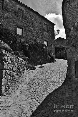 Photograph - Streets Of The Village Of Monsanto 5 by Angelo DeVal