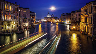 Photograph - Streets Of Venice II by Fred Gramoso