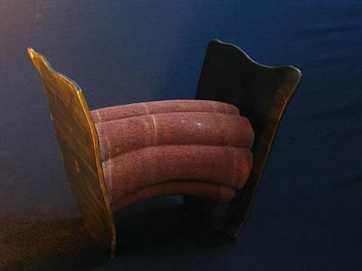 Sculpture - Strength - Body Series by Todd Malenke
