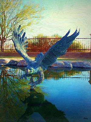 Strength Renewed Art Print by Glenn McCarthy Art and Photography
