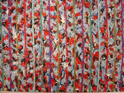 Striped Art Print by Biagio Civale