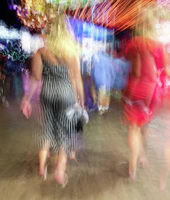 Photograph - Stripes 2 by Alex Lapidus